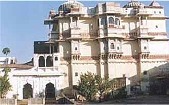 Rohetgarh Fort in Jodhpur
