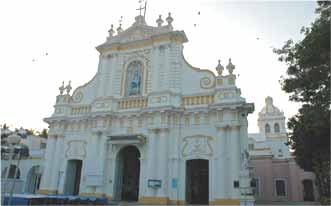 Immaculate Conception in Pondicherry