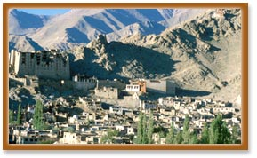Leh City, Ladakh