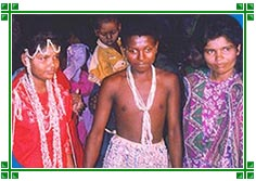 Tribes of Andaman & Nicobar