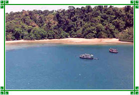 Jolly Buoy Island, Andaman & Nicobar Islands